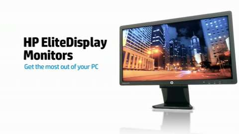 HP EliteDisplay Monitors