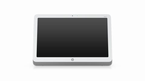 HP Slate 21 All-in-One 360 Product Rotation