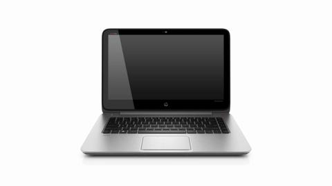 HP ENVY 14 Ultrabook 360 Product Rotation