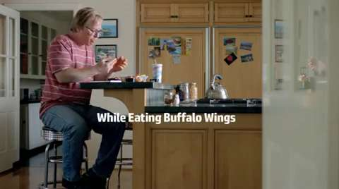 HP's guide to mobile printing while eating buffalo wings -- A video series on how to mobile print