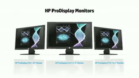 HP Multi-Monitor, Multi-Task Demo