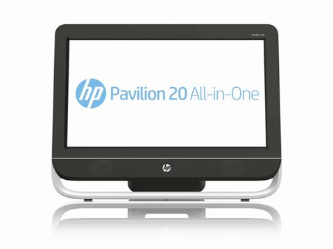 HP Pavilion20 All-in-One