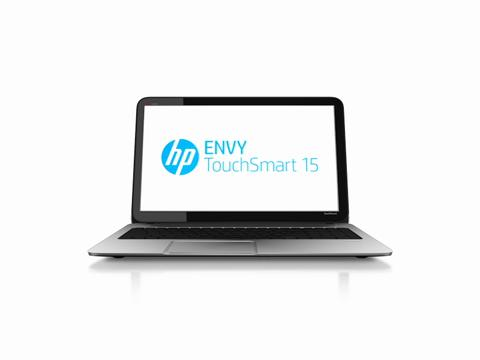 HP ENVY 15 TouchSmart Notebook