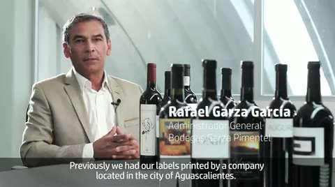 Grafica Villalba Customer Testimonail (GSB Indigo Digial Press)