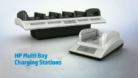 HP Multi Bay Charging Stations