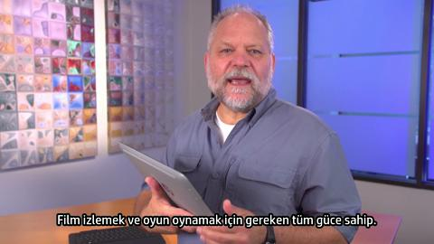 HP Split X2 training video - Turkish