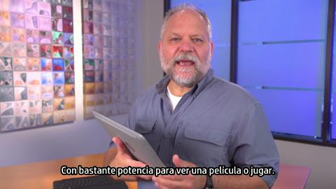 HP Split X2 training video - Spanish