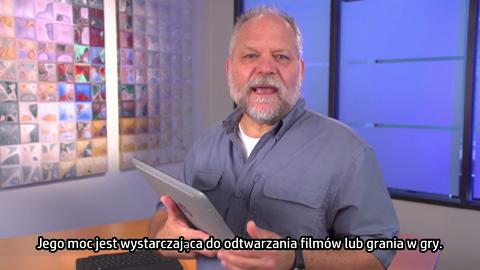 HP Split X2 training video - Polish