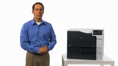 Produce professional-quality color documents with ease and efficiency