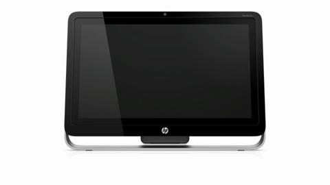 HP Pavilion TouchSmart 23 All-in-One Desktop Product Rotation