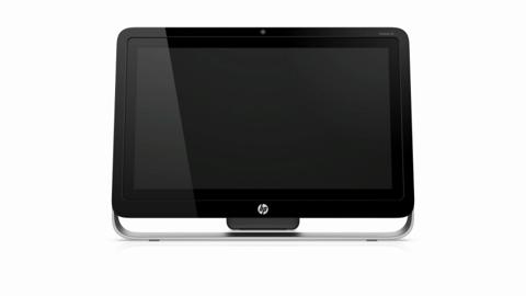 HP Pavilion TouchSmart 22 All-in-One Desktop Product Rotation