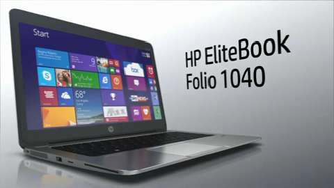 HP EliteBook Folio 1040 Teaser