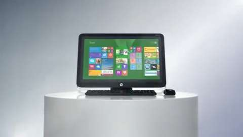 HP Pavilion TouchSmart 22 & 23 All-in-One Product video
