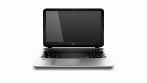HP ENVY 15 Notebook Product Rotation