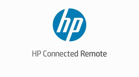 HP Connected Remote