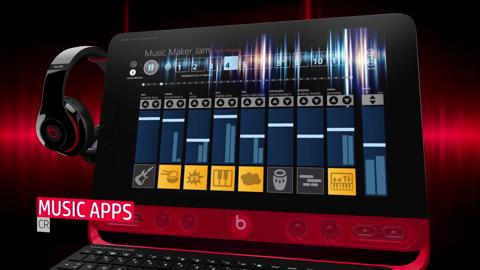 HP Beats Special Edition 23  All-in-One Desktop video demo
