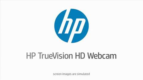 HP TrueVision HD Webcam