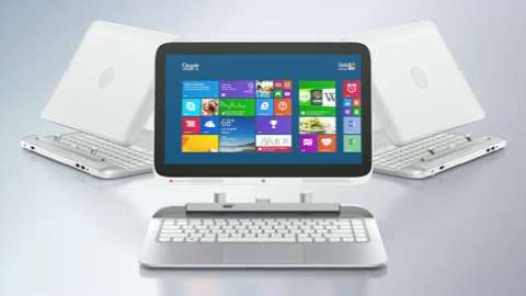 HP Pavilion 13 x2 Detachable PC  video demo