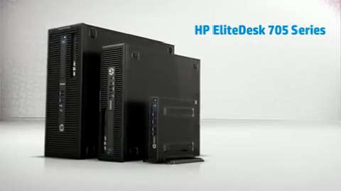 HP EliteDesk 705 Series