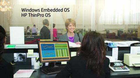 HP Flexible Thin Clients Overview Video
