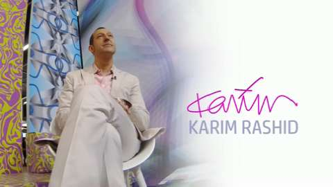 HP and Karim Rashid at Heimtextil 2013