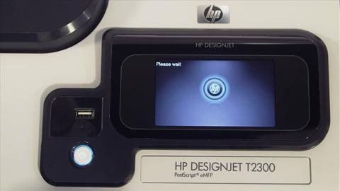 ePrinters. Use the touchscreen