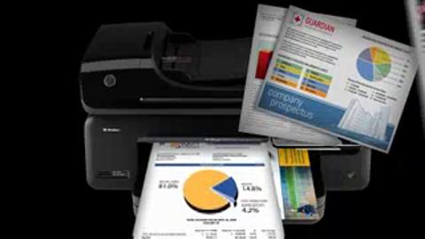 HP Apps for Business Officejet