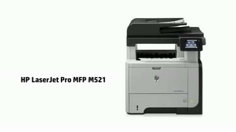 Elevate your business with an innovative HP LaserJet MFP