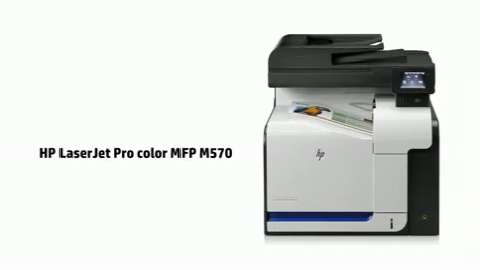 Drive business growth with an innovative HP color MFP