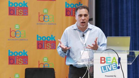 Nick Clements, Global Publishing Segment Manager
