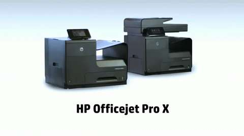 HP Officejet ProX - The future of business printing is now - English