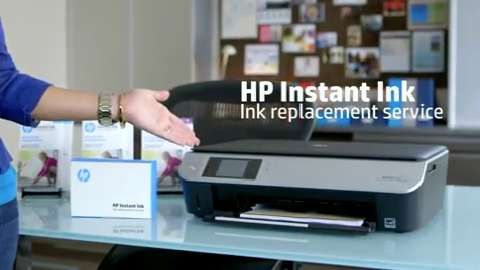 HP Instant Ink Video