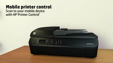 HP Officejet 4630 e-All-in-One Product Overview