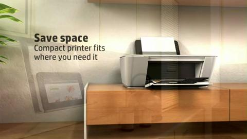HP Deskjet Ink Advantage 1515 All-in-One Printer/ HP Deskjet Ink Advantage 2545 All-in-One Printer Product Overview