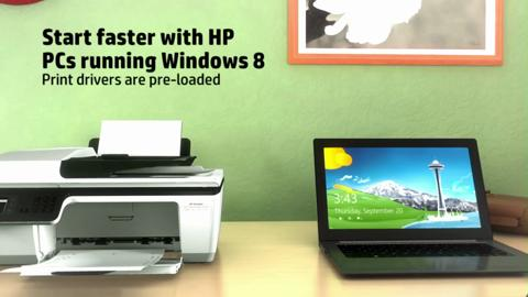 HP Deskjet Ink Advantage 2645 All-in-One Product Overview