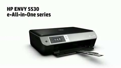 HP ENVY 5530 e-All-in-One Product Overview EMEA