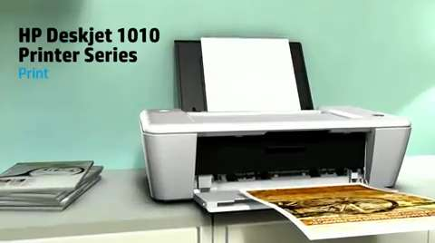 HP Deskjet 1010 Printer Product Overview India