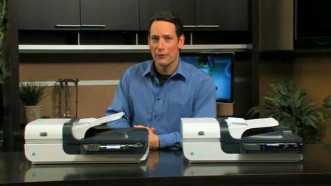 HP Scanjet: Versatile office scanning