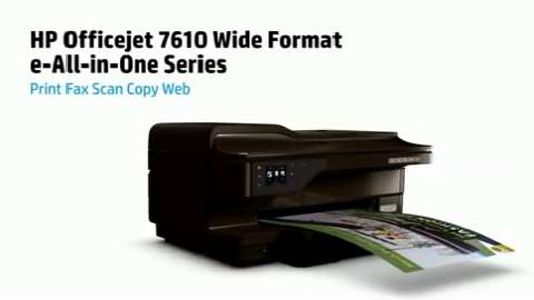 HP OJ 7610 Printer Product Overview_EMEA_AP