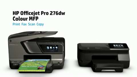 HP OJPro 200 Series Printer Product Overview_AMS