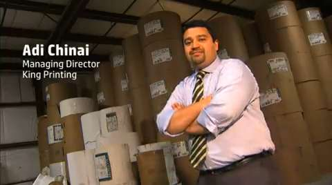 King Printing - Success Story Video (wmv)