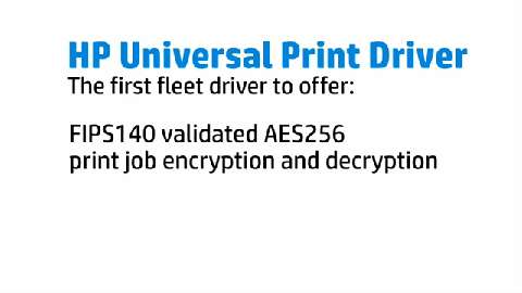 Protect your sensitive information (printers)