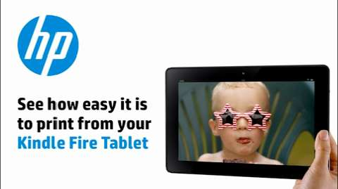See How Easy it is to Print from your Kindle Fire Tablet