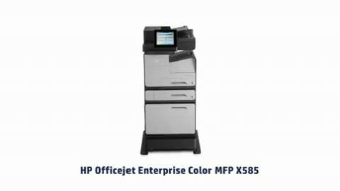 HP Officejet Enterprise for education