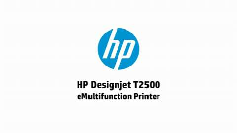 HP Designjet T2500 Features Video