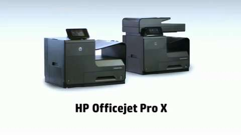 HP Officejet Pro X Future
