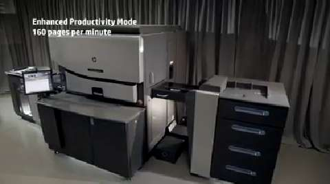 HP Indigo 7800 Digital Press
