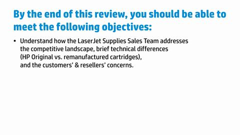 HP LaserJet supplies sales review (1 of 7)