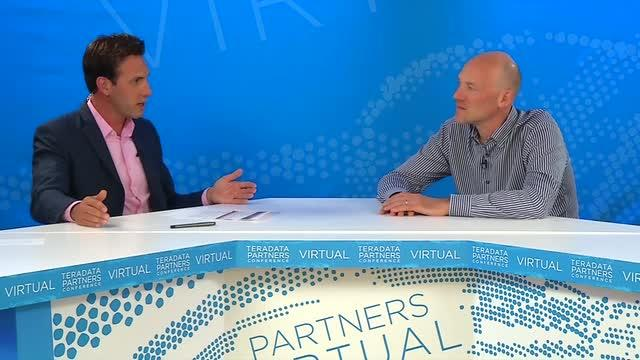 PARTNERS 2016 - News Desk - Ron Bodkin, Think Big Analytics