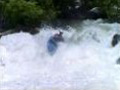 Kayaking Rough Waters by Warren Miller